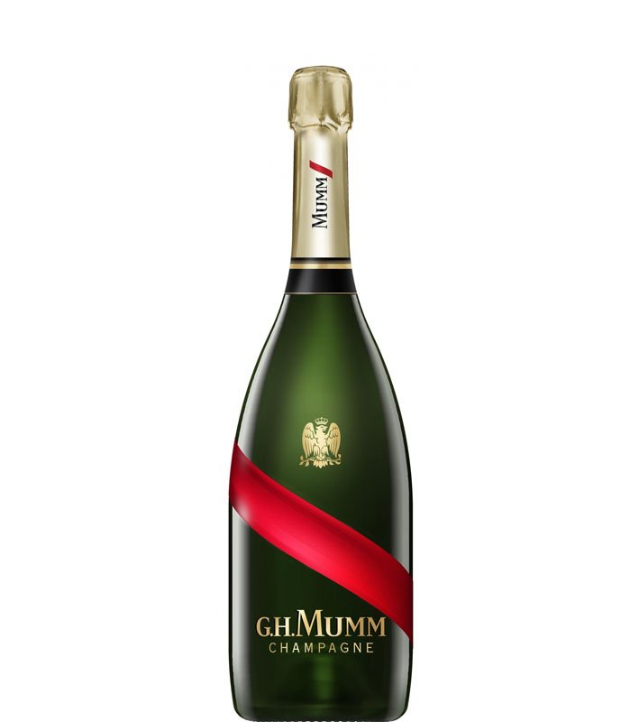 Mumm Cordon Rouge by Ros Lovegrove