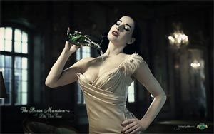 Perrier by Dita