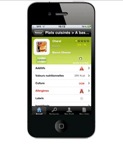 Shopwise iPhone