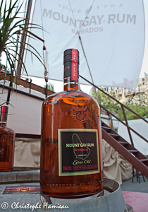 Le Mount Gay Rum à Paris