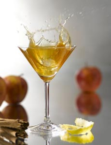 Eng Ler cocktail au Calvados