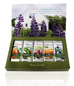 Coffret Herbal Retreat de Tea Forté