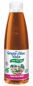 Tea for Me de The Green & Blue Veda