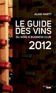Guide des Vins du Wine Business Club 2012