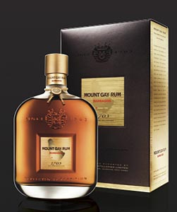 Rhum Mount Gay 1703