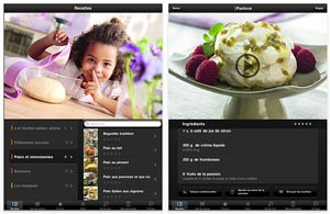 Application Thermomix iPhone et iPad