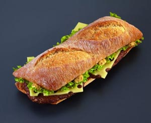 Mc Do Baguette (Photo Le Parisien)