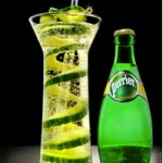 Perrier D-Tox, une recette de la collection 2012 Mixology by Perrier