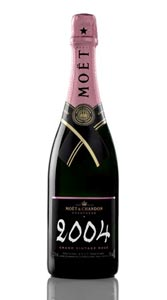 Moët & Chandon Grand Vintage Rose 2004