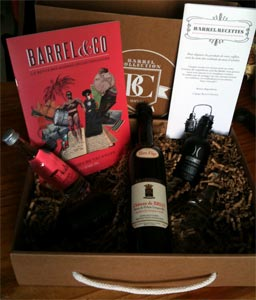 La box Barrel Collection