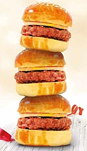 Burger Rossini Paso