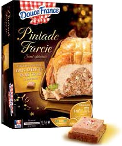 Pintade Farcie Douce France