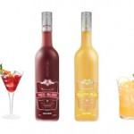 Red et Yellow Bliss, les cocktails fruités prêts à servir