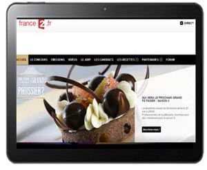 Le Grand Patissier sur le Net