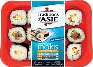 Makis Decouverte