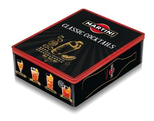 Le coffret Classics Cocktail Martini