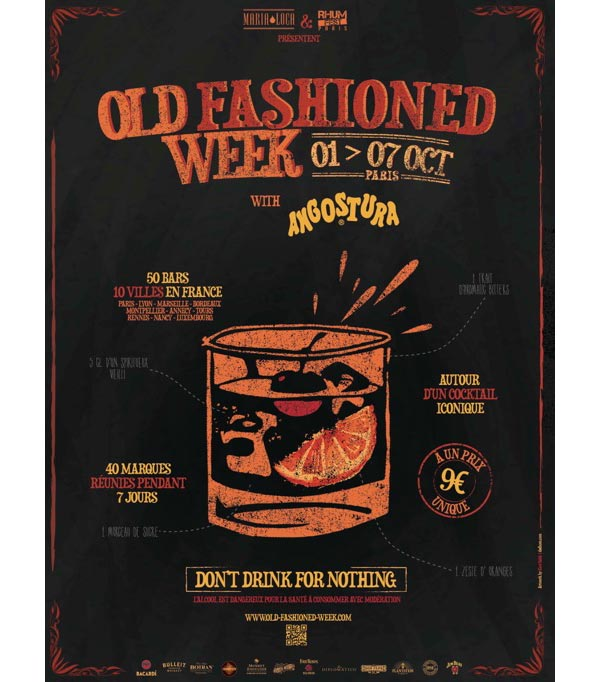 Old Fashioned Week 2015
