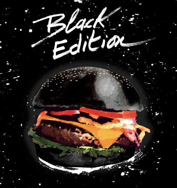 Burger Black Edition des restaurants 231 East-Street