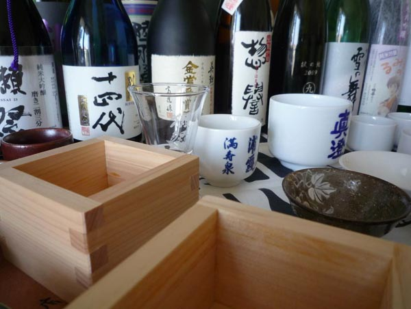 Salon du Sake 2015