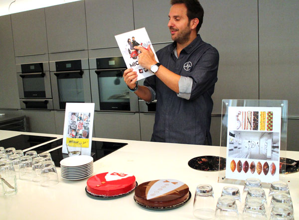 Patisserie michalak boutique - Cours de cuisine christophe michalak ...