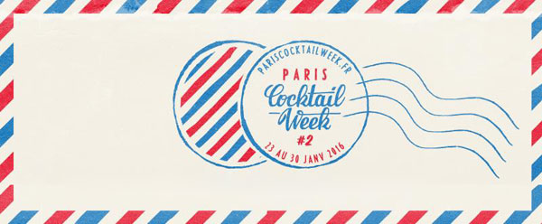 Paris Cocktail Week 2016