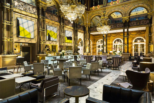 Le Grand Salon du Hilton Paris Opéra