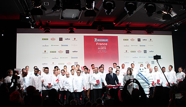 La Sélection du Guide Michelin 2016