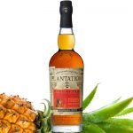 L'excellent Plantation Pineapple Rum, disponible en France