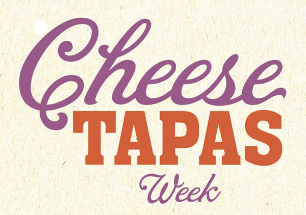 Cheese Tapas Week 2016
