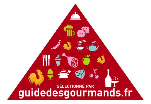 Le Guide des Gourmands 2017