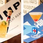 Trumpet et Hillaryous, les cocktails élections US du Harry's Bar à Paris
