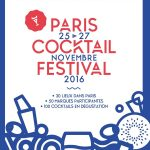 Le Paris Cocktail Festival revient encore plus fort !