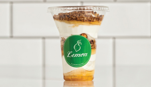 Skyr de Lemon Iceland à Paris