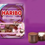 Pour les gourmands, Haribo lance Chamallows Choco