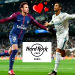 All you need is Love... & Football au Hard Rock Café Paris