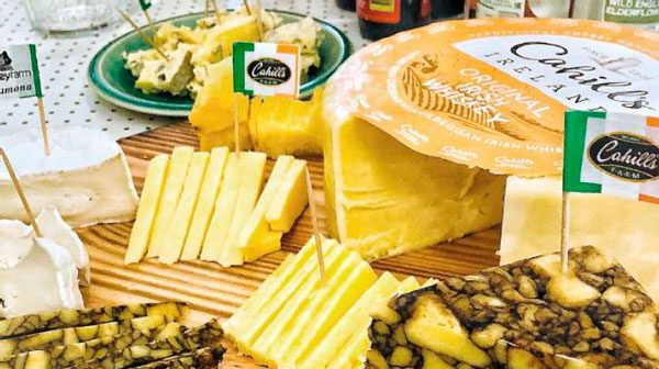 Fromages irlandais ©PopCorn961