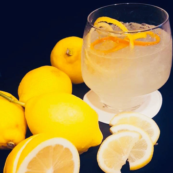 Cocktail Lady Lemon
